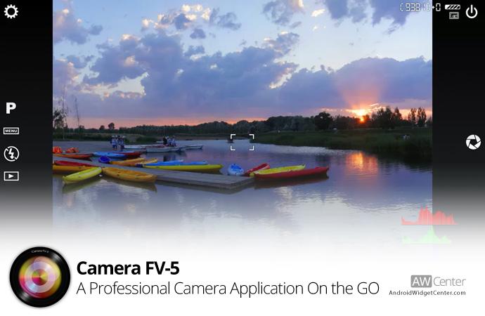 Professional-Camera-Application