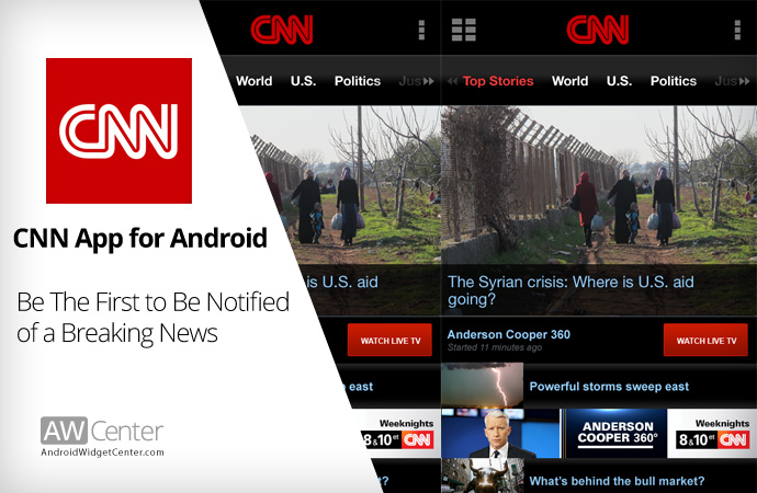 Read Cnn News On Android