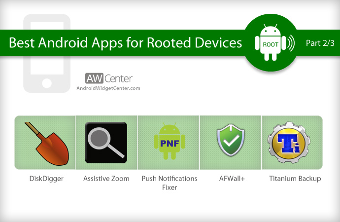 Android-Apps-for-Rooted-Devices