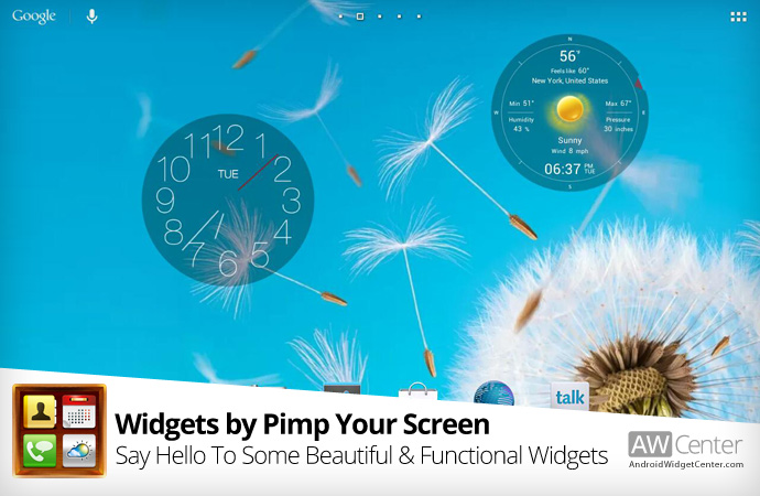Make-Colorful-and-Functional-Widgets