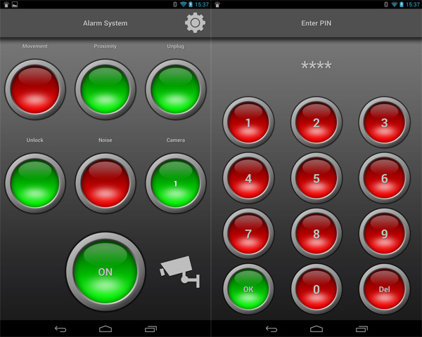 Mobile-Alarm-System