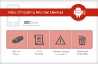 Risks of rooting android
