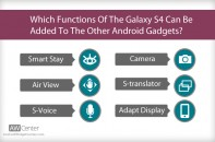 functions of s4 on other Android