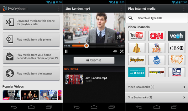 Android-App-to-Stream-Video