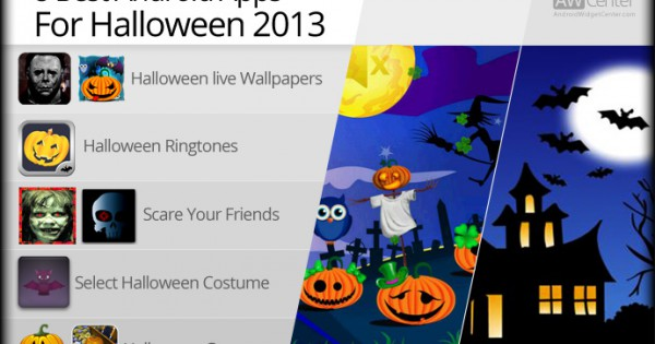 8 Best Android Apps for Halloween 2013