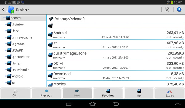 Android-Tuner-Explorer