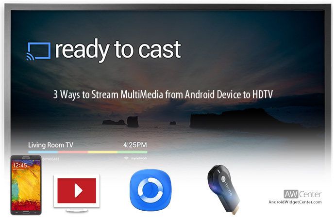 Stream-from-Android-to-TV
