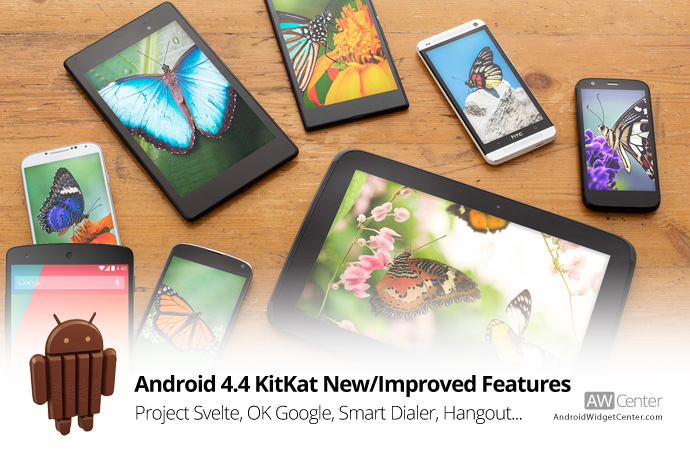 Android-4.4 Features