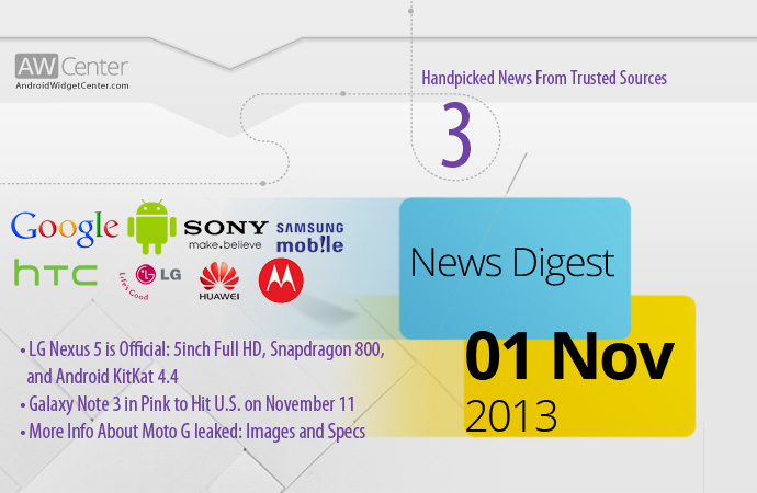 Android-News-01-November