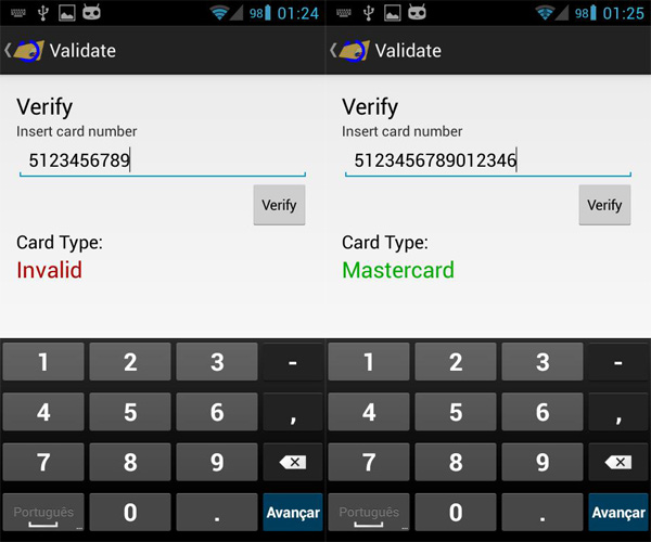 CardGen: Generate Fake Yet Valid Credit Card Number
