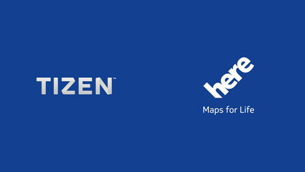 Tizen-and-Here-Maps