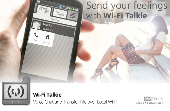Voice-Chat-over-WiFi
