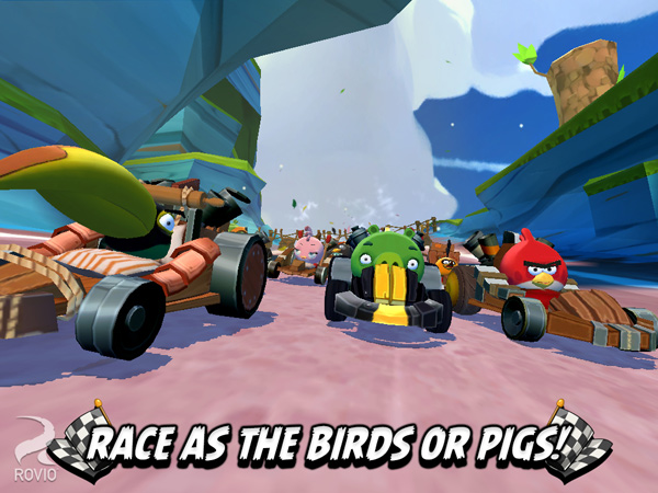 Angry-Birds-Go-is-a-Racing-Game