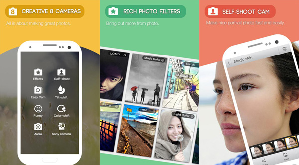 Camera-360-Features