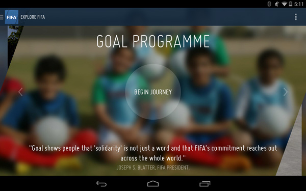 FIFA-Android-App-Explore-FIFA