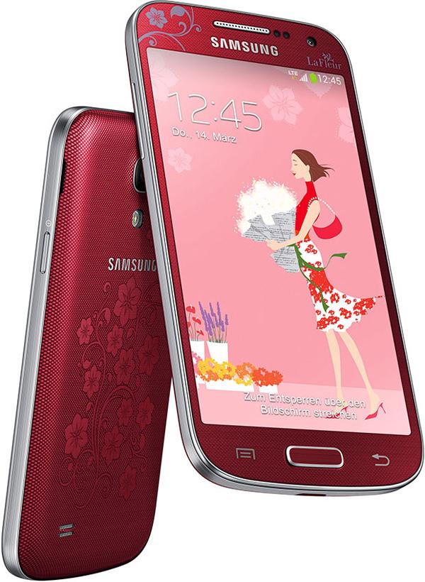 Galaxy-S4-Mini-la-fleur-edition-in-Germany
