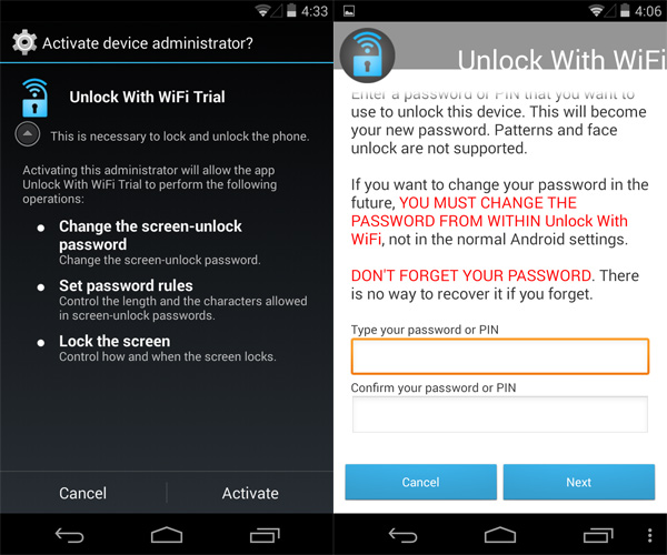 Unlock your Android Automatically at Certain Locations | AW