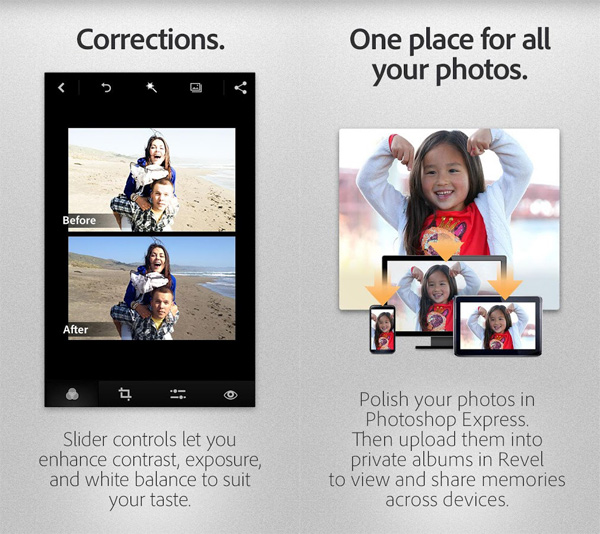Adobe-Photoshop-Express-for-Android-Updated-New-Features