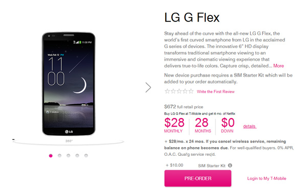pre-order-LG-G-Flex								-from-T-Mobile