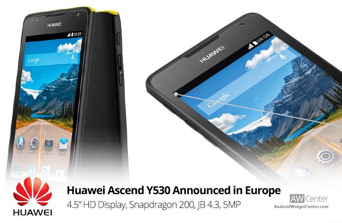Huawei-Ascend-Y350