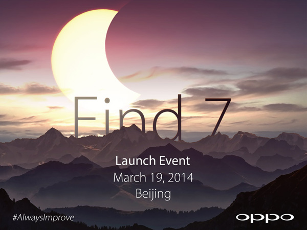 Oppo-Find-7-Launchs-in-March-19