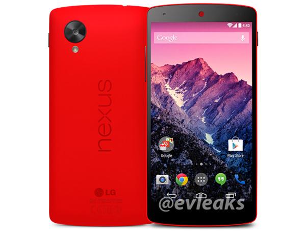 Red-Nexus-5-by-LG