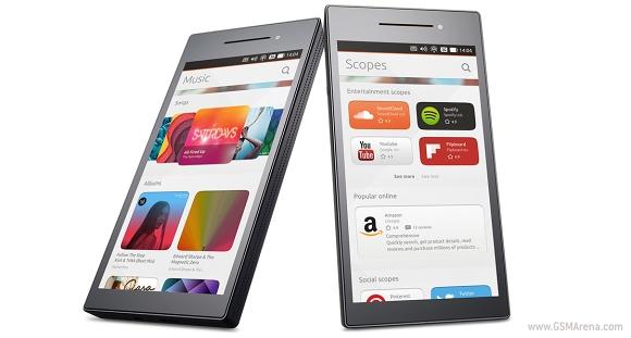 Ubuntu handsets