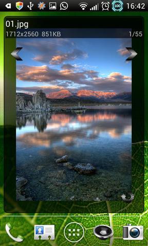Photo Grid/Frame Widget