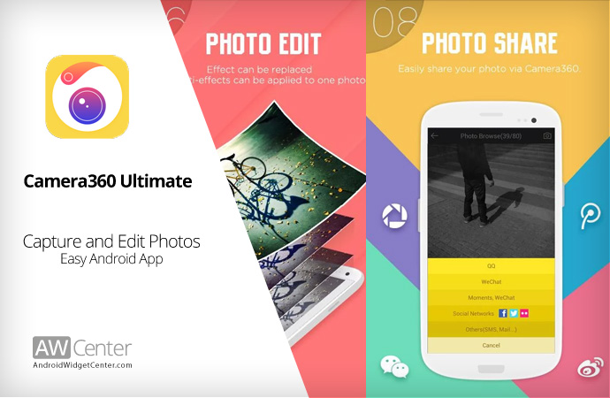 Camera360 Ultimate: Capturing And Editing Photos Has Never