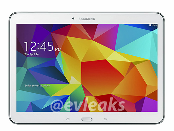 Galaxy-Tab-4-10.1-White