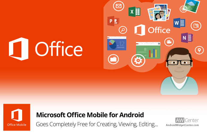Microsoft-Office-Mobile-Is-Now-Free-For-Android-Phones