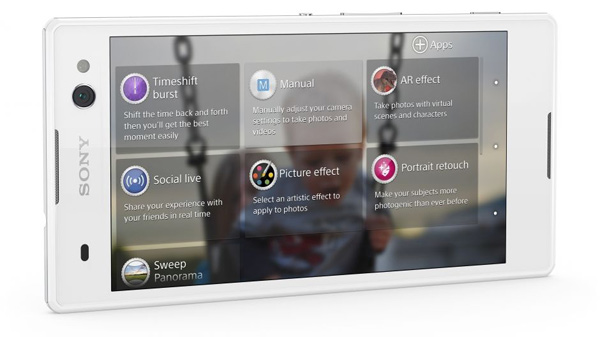 Sony-Xperia-C3-Camera-Applications