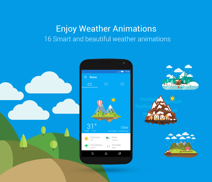 01-Best Weather Apps for Android-Weather360