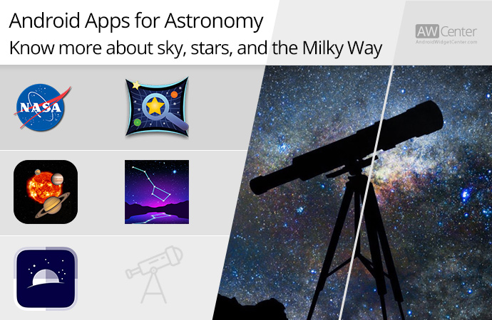 Top 5 Android Apps for Astronomy Learn More About Starts and Sky