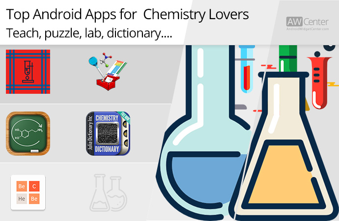 Top 5 android apps for chemistry learn chemistry on android urtaz Choice Image