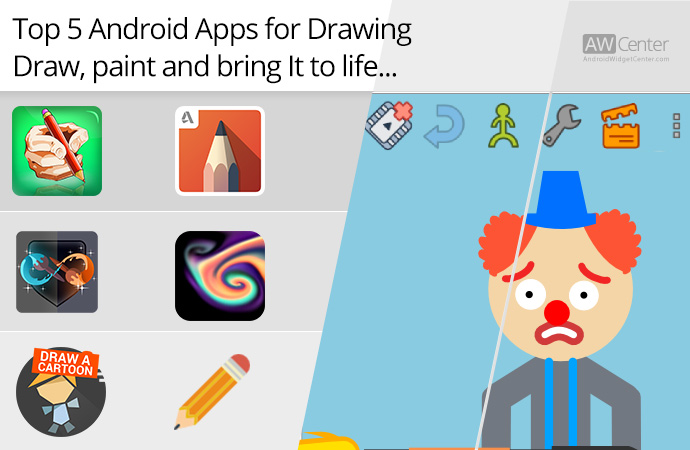 Top-5-Android-Apps-for-Drawing-Draw,-Paint-and-Bring-It-to-Life!