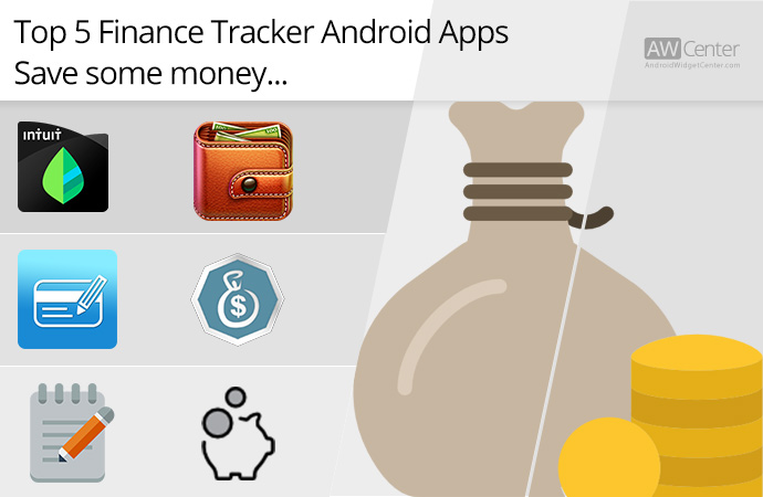 top 5 finance tracker android apps save money on android