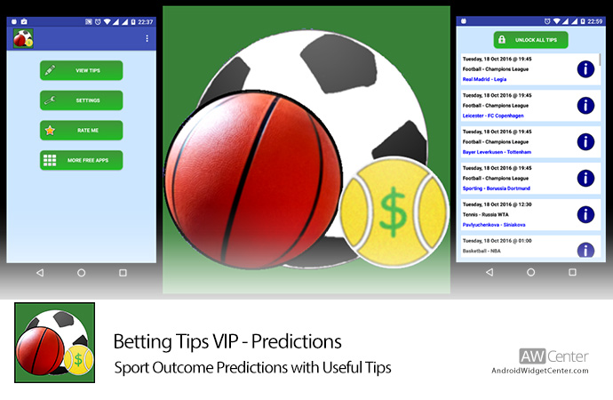 Betting-Tips-VIP--Sport-Outcome-Predictions-with-Useful-Tips