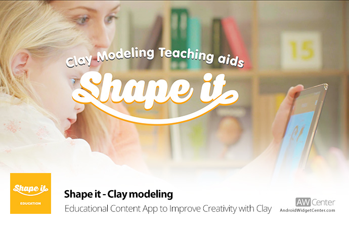 Shape-it---Clay-modeling-for-Android