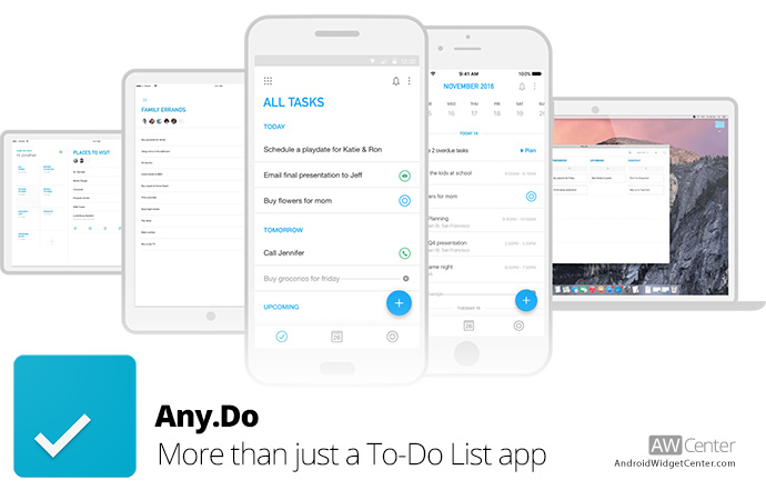Cool Any.Do Features on Android: More than Just a To-Do List App!