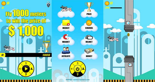 Cowins-Web-Based-HTML5-Game