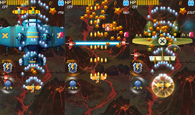 Space-Shooter-Arcade-Games-for-Android