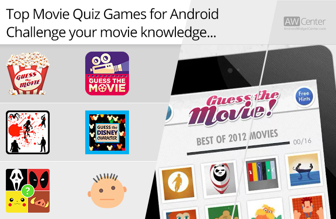 Top Movie Quiz Games for Android: Challenge Your Movie Knowledge