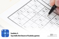Sudoku S. - Say hello the future of Sudoku games