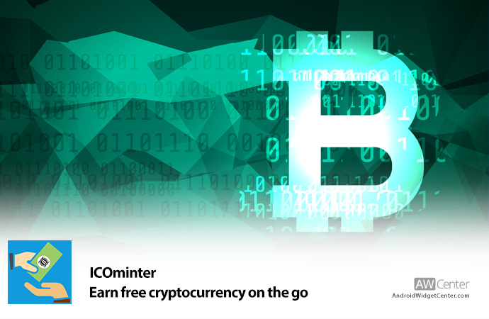 ICOminter: Earn free cryptocurrency on the go - Android
