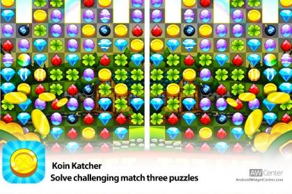Koin-Katcher-Solve-challenging-match-three-puzzles
