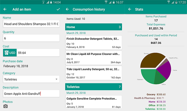 Download-consumption-tracker-Android
