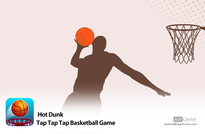 Hot-Dunk-Tap-Tap-Tap-Basketball-Game