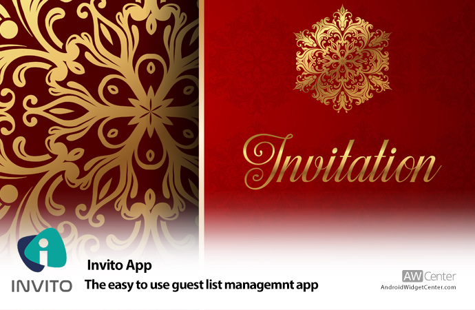 Invito-App-The-easy-to-use-guest-list-managemnt-app