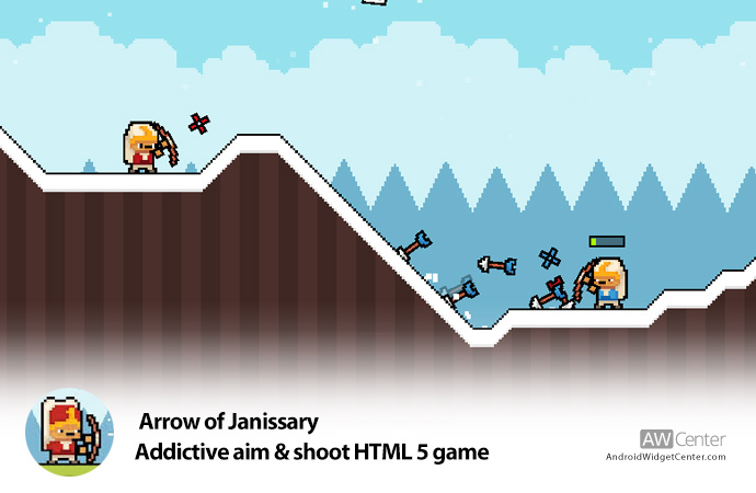 Arrow-of-Janissary-Addictive-aim-&-shoot-HTML-5-game